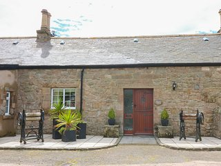BLUEBELL, open plan kitchen diner, traditional stone-built cottage, Berwick-upon