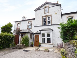 HIGHBANK, spacious accommodation, woodburning stove, scenic views, in Arnside