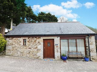 OAK detached single storey barn conversion, close to beach, near Falmouth, Ref x