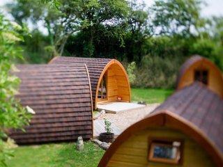 THE NEST quarry pod - wooden tent, countryside, near Holsworthy, Ref xxxxx
