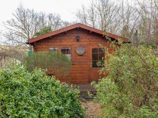 DAMSON COTTAGE, beautiful thatch cottage, woodburner, sunny conservatory, large
