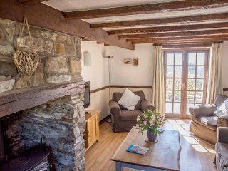 MILKING PARLOUR cottage on one level, countryside, on Hartland Peninsula, Ref xx