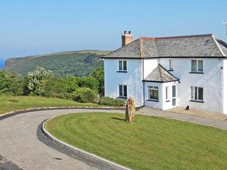 CRACKINGTON VEAN  is a unique detached property sitting in beautiful grounds ove