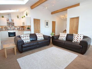 LITTLE PENTIRE, contemporary modern holiday home, wood burning stove, private