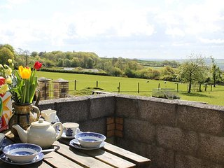 THE BUSHEL barn conversion, all on one level, rural countryside, near Bideford,