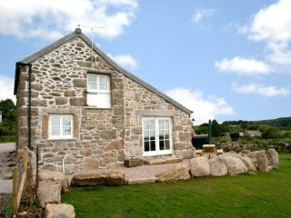 BOARS HOUSE two storey barn conversion, countryside setting, near Penzance. Ref