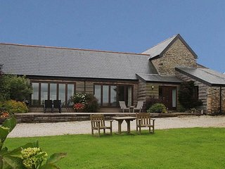 CEDAR LODGE two-storey barn conversion, countryside location, near Looe, Ref ***