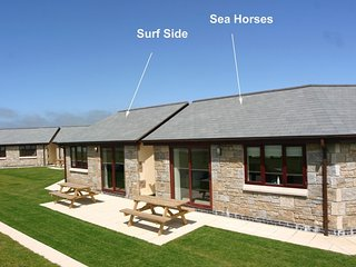 SEA HORSES semi-detached bungalow in purpose built development in Marazion