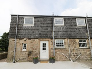 THE COTTAGES, spacious accommodation, three bedrooms, wood burner, lawned