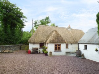 THE THATCH COTTAGE, character, charming, countryside, WiFi, near Legan, ref:9528