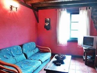 Casa en Medio del Bosque en Tenerife Norte Casa Los Castaños Salón