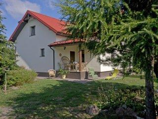 Farmhouse under the Black Pine