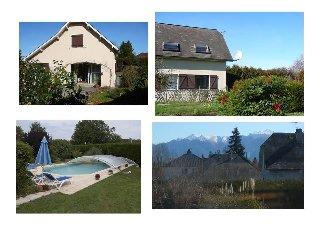 la petite maison, trois étoiles, petit paradis basco/bearnais,campagne, montagne