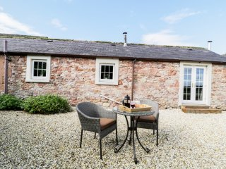 FARAWAY COTTAGE, wood burner, exposed beams, countryside, in Longtown, Ref. 9334