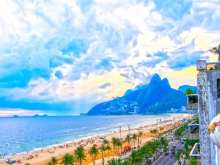 Ipanema Top Penthouse Oceanfront