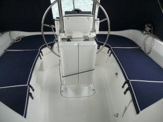 Mimosa Yacht Charter - Haslar Marina, The Solent