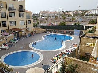 duplex 6pers 300m de la plage piscine
