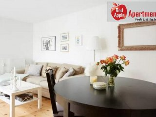 Hip Nørrebro Apartment With Terrace - 7250