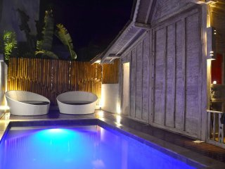 Beach Bungalow Gili Air