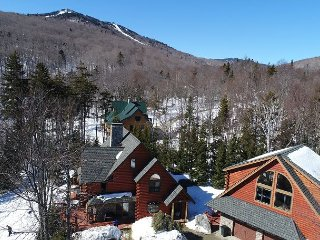 Luxury Slopeside Estate Ski On Ski Off - Great Eastern Ski Trail