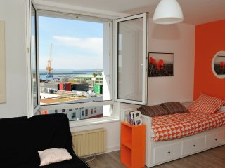 APPART'BREST CITY 5 POULLIC AL LOR city center (sea view)