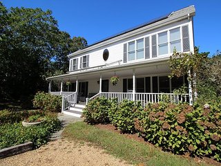 Great Five Bedroom Colonial in Edgartown