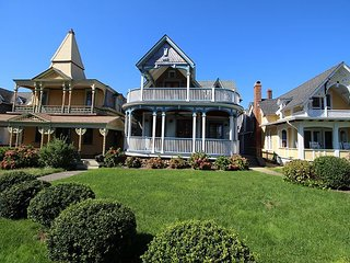 Victorian jewel on sought after Ocean Park in Oak Bluffs