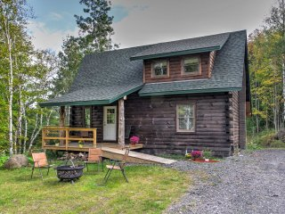 Charming 2BR Williamstown Cabin on Over 70 Acres!