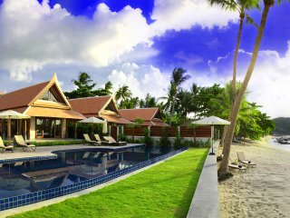 Tawantok Beach Villa 2 - an elite haven