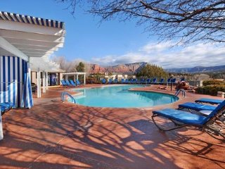 Ridge on Sedona Golf Resort - Studio (Sleeps 4)