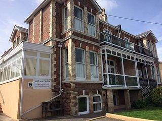Paignton. A8. Atherfield Apartments.