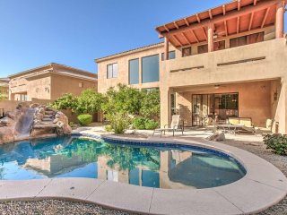 NEW! 4BR Phoenix House w/ Pool & Mountain Views!