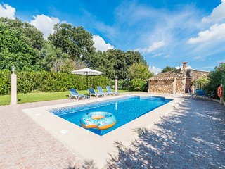 FIGUERA BLANCA - Villa for 4 people in Buger