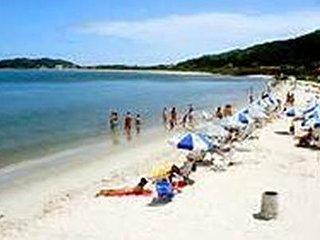 Casa de praia em Florianópolis, condomínio fechado, 2 quartos, Cachoeira