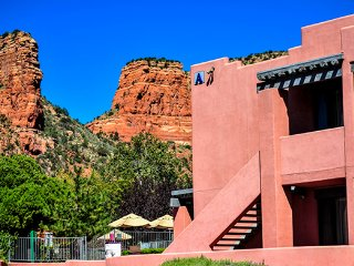 Bell Rock Inn - 1 Bedroom (Sleeps 4)