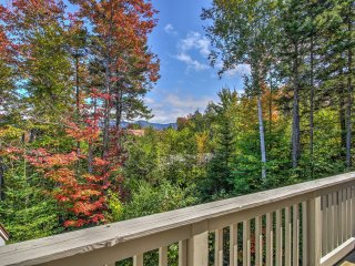 Cozy Ski-in/Ski-out Condo on Bretton Woods Ski Mtn