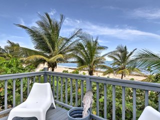 2BR Beachfront Manatí Condo w/Private Balcony!