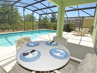 1323ZUR. 4 Bedroom 3 Bath Pool Home Near Disney in Silver Creek