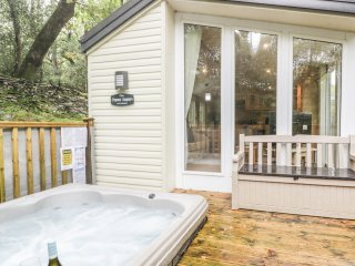H66B ABERDUNANT, WIFI, open plan, hot tub on decking, Ref 967682