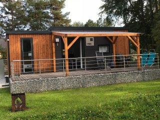 Luxuriöses Mobilheim / Ferienhaus am Murner See (Bayern, Oberpfalz, Seenland)