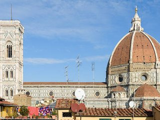 AMAZING VIEW OVER THE DUOMO