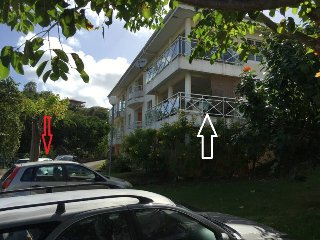 La Casa Coco  appartement 82m2   2 chambres / 2 salles de bain / wifi / 6pers