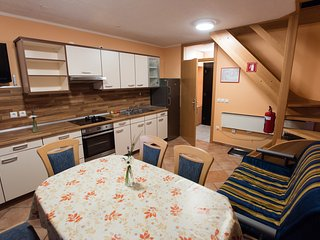 Rosika Apartment in the mountains 1