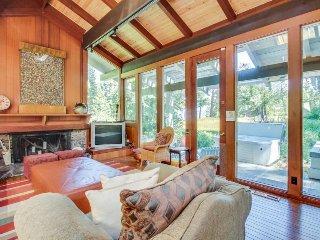 Homewood home w/ hot tub - meadow & lake views, walk to beach & slopes!