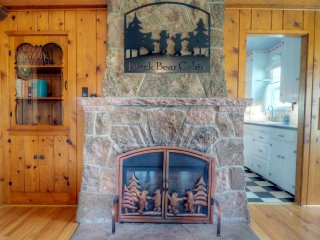 Black Bear Cabin -- EV #3220
