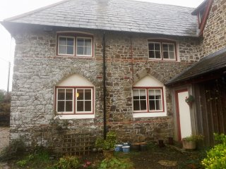 Cosy Victorian Cottage in Morwenstow