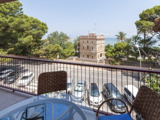 CORONA - Apartment for 6 people in Denia
