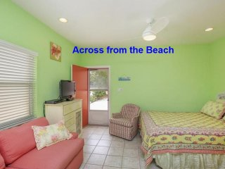 Beach Studio at Lido Key Villas - your own home at the beach
