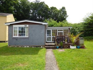 Samphire, Glan Gwna Country Park Riverside Chalet- Three bedrooms- Near Snowdon