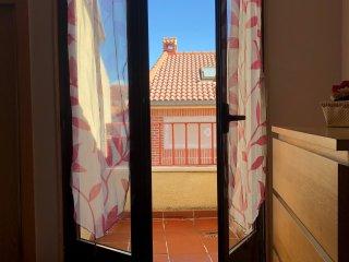 Apartamento Hontanares de Eresma, Segovia.  Ideal parejas.